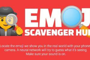 Видео: забавная игра Google на базе ИИ по поиску реальных прототипов эмотиконов»