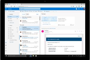 Microsoft анонсировала ряд улучшений для почты Outlook»