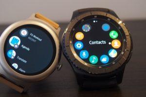 Wear OS может прийти на смену Tizen OS в смарт-часах Samsung Gear»