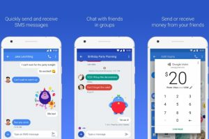 Устройства с Chrome OS могут получить доступ к мессенджеру Android Messages»