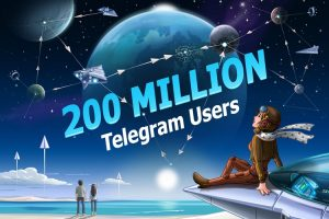 Мессенджер Telegram заблокирован в России»